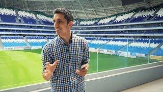 Обзор стадионов ЧМ-2018: Самара-арена
