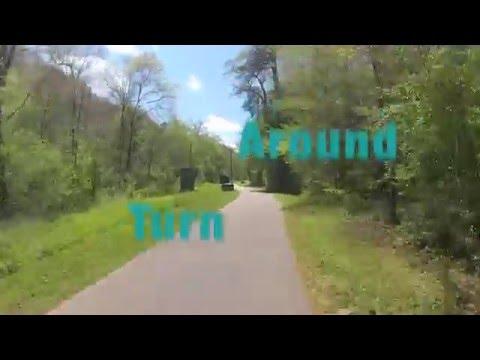 Race 13.1 Raleigh Spring Raleigh North Carolina Course Video