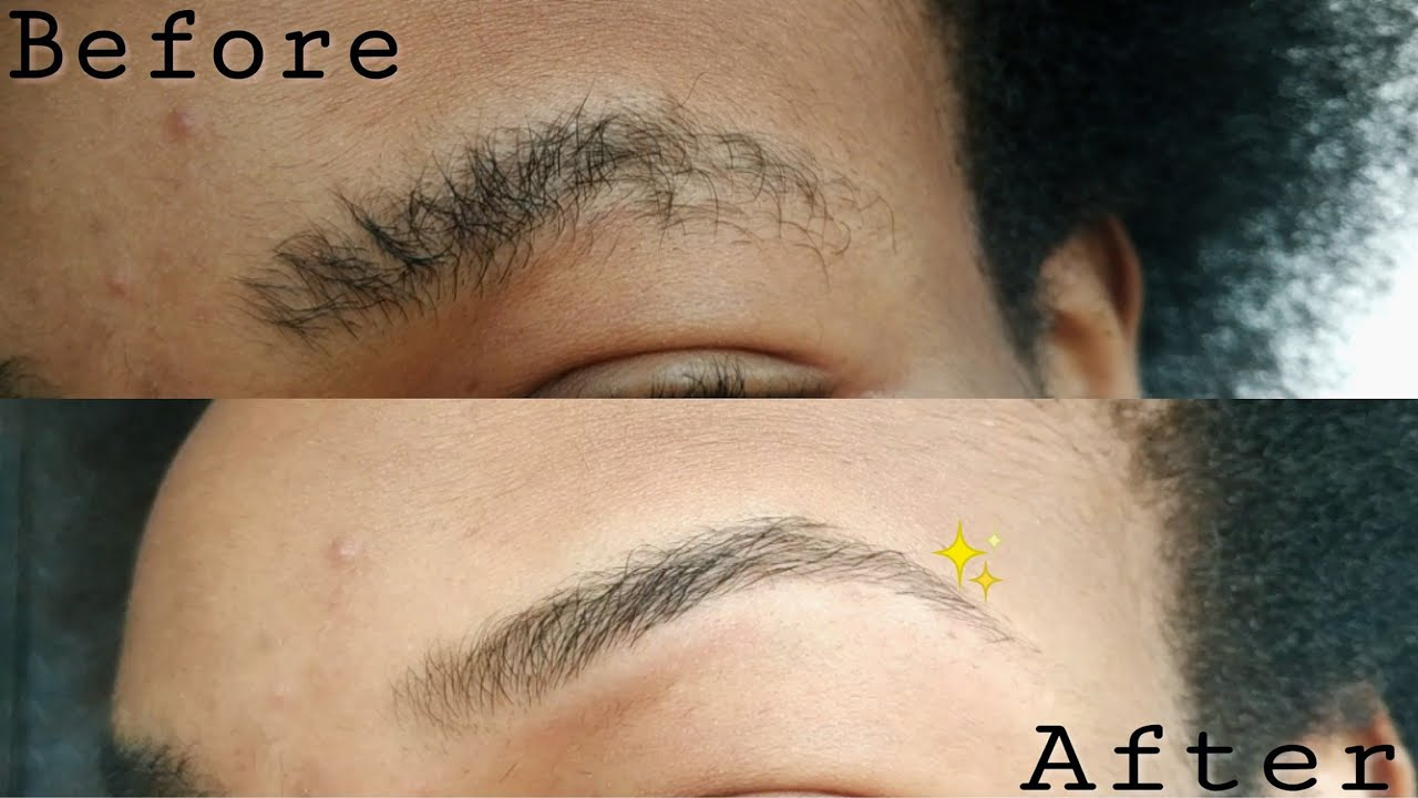 Download ✓HOW TO SHAPE YOUR EYEBROWS | Using a razor blade