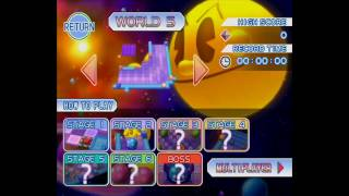 Namco Museum Megamix - Pac Motos - Full Playthrough