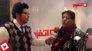 اتفرج| بعد «ماتش المغرب».. شعبان عبدالرحيم يغني