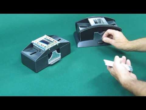 1-8 decks casino full-automatic card shuffler