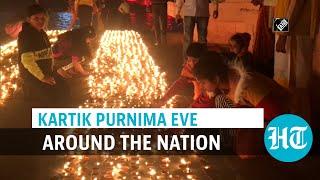 Kartik Purnima 2020: Ayodhya, Varanasi, Sabarimala Temple glow on the eve
