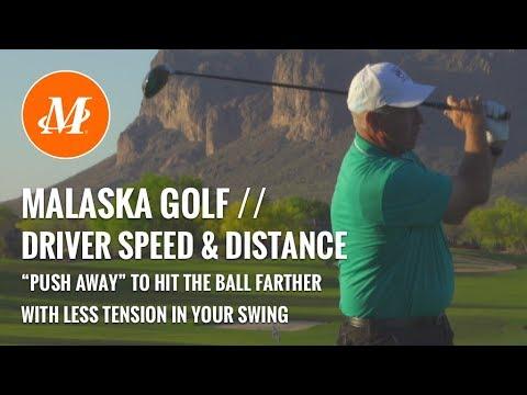 malaska-golf-//-driver-speed-&-distance