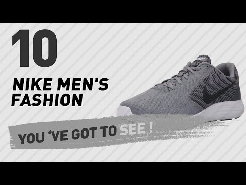 Nike Running Shoes For Men // New And Popular 2017