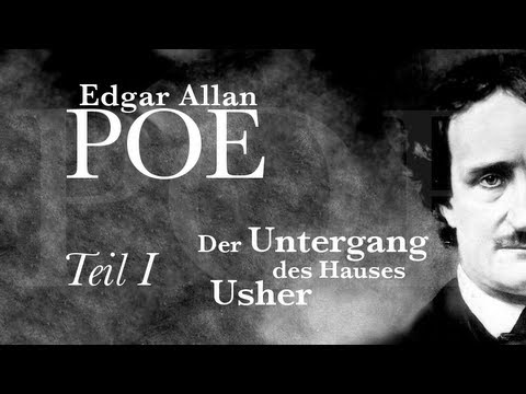 Let's Read EDGAR ALLAN POE Hörbuch - Der Untergang des Hauses Usher Teil I