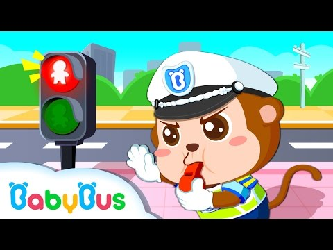 Travel Safety Tips  | Game Preview | Educational Games for kids | BabyBus