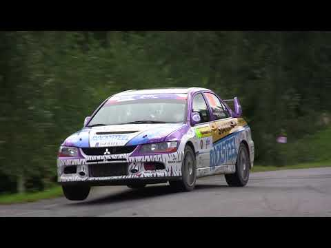 Barum Czech Rally Zlín 2014 | 89 | Olga Lounová - Richard Nesvadba