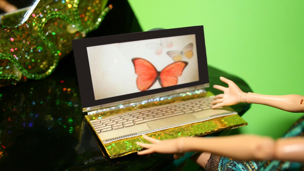 Куклы своими руками на компьютере