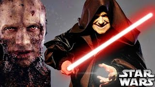 How Palpatine Stopped Darth Vader From Dying Using the Force - Star Wars Explained