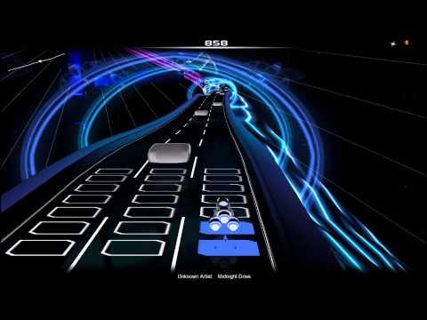 [Audiosurf] West One Music - Midnight Drive