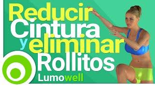 reducir cintura aplanar abdomen y eliminar rollitos