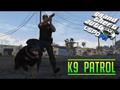 GTA 5 LSPDFR - Animal Cruelty - K9 Patrol