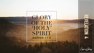 GLORY OF THE 'HOLY' SPIRIT