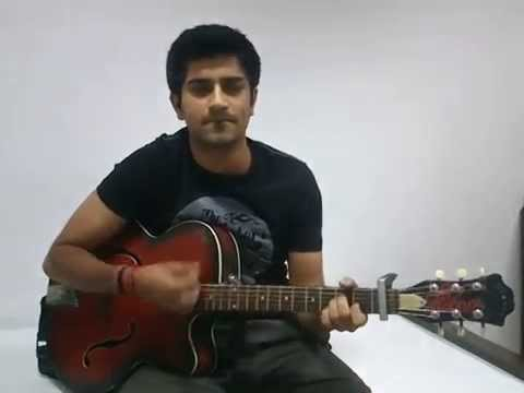 Teri Galiyan- Ek Villain on guitar (unplugged)