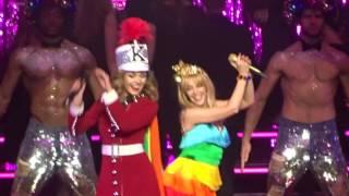 Kylie @Royal Albert Hall   Your Disco Needs You
