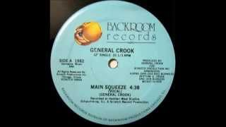 General Crook - Main Squeeze