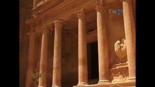 Petra, partea I- Iordania- Universul Credintei- TVR1