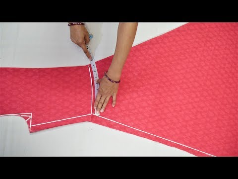umbrella-suit/gown-cutting-(step-by-step)-in-easy-way