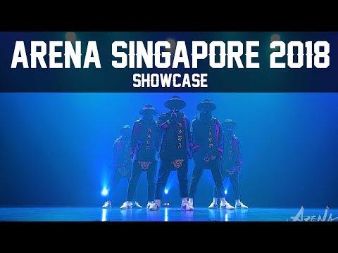 KINJAZ | ARENA SINGAPORE 2018 SHOWCASE