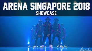 Kinjaz whiskey Drip | Arena Singapore 2018