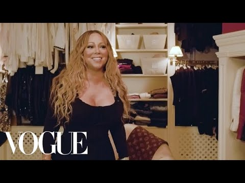 Mariah Carey The Diva Takes Us Inside Her Closet