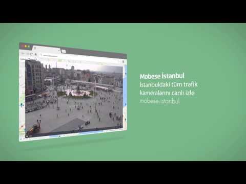 İstanbul Mobese Kameraları Canlı İzle www.mobese.istanbul