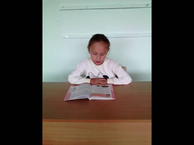 Анжелина Харасова читает произведение «Детство» (Бунин Иван Алексеевич)
