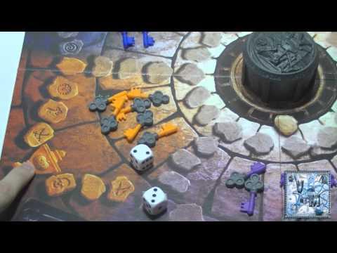 Atmosfear - Juego de mesa - Reseña/aprende a jugar