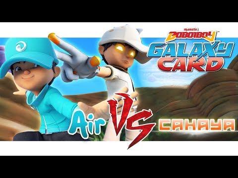 BoBoiBoy Air VS BoBoiBoy Cahaya