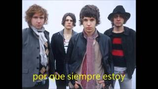 the kooks - always where i need to be sub español