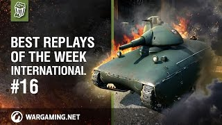 Best Replays of the Week: International Episode 16
