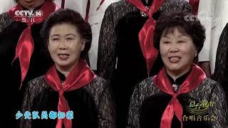 《大手牵小手》 20200413 总台童声合唱音乐会|CCTV少儿