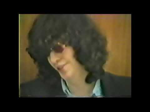 Joey Ramone - State University of New York at Fredonia 4.11.1986
