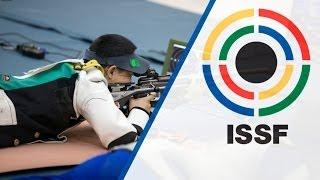 50m Rifle Prone Men Highlights - ISSF Rifle and Pistol World Cup 2014, Maribor (SLO)