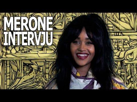 Merone-intervju om