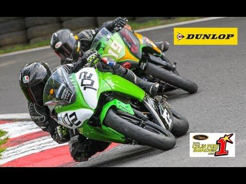 Dunlop Thundersport Superteens Rd4 Cadwell Park 2017