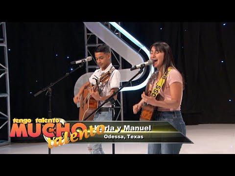 "Karla y Manuel - ""Fire Up"" - TTMT 18 Eliminatorias"