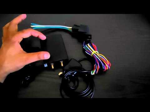 Best & Most Popular GPS Car Tracker Vehicle Tracking System Model TK103