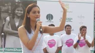 MANUSHI CHHILLAR |  Celebrate WORLD MENSTRUAL HYGIENE DAY at Central Park New Delhi |
