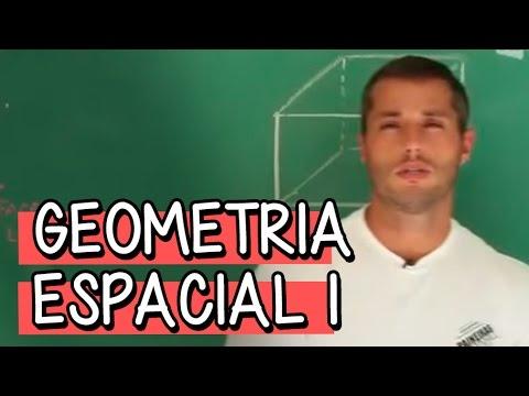 Resumo para o ENEM: Geometria Espacial I - Matemática | Descomplica