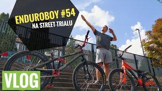 Enduroboy #54 na Street-Trialu EP3