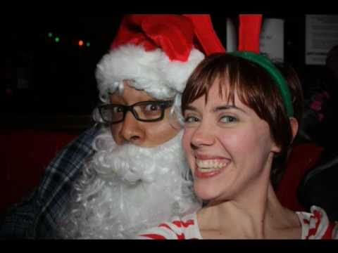 Last Night I Went Out With Santa Claus - Carole J. Bufford
