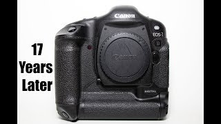 Canon EOS 1D Mark I (Original) in 2018? Overview and Sample Images.