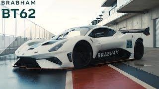 Brabham BT62 - Dynamic Testing At The Bend