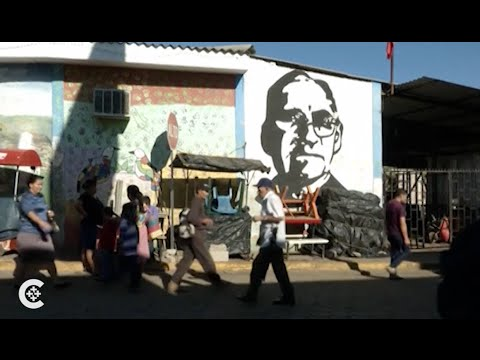 The martyrdom of Archbishop Romero