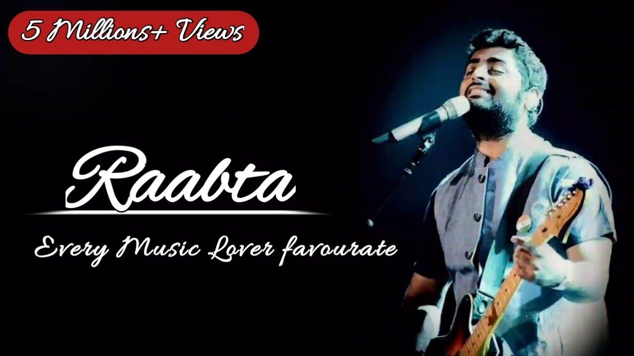 Download Raabta(Kehte Hain Khuda) Lyrics - Arijit Singh | Agent Vinod