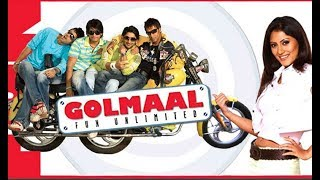 Golmaal - Fun Unlimited 2006 | HD Full Movie | Ajay Devgn | Arshad Warsi | SuperHit Comedy Movie