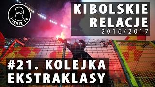 KIBOLSKIE RELACJE | 21. kolejka ekstraklasy (2016-2017) | PiknikTV