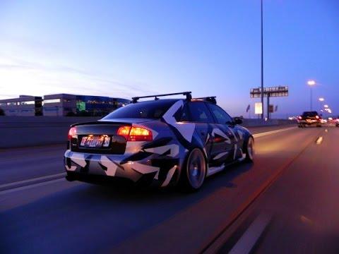 Ryan S Audi Rs4 Saying Goodbye To The Winter Camo Wrap